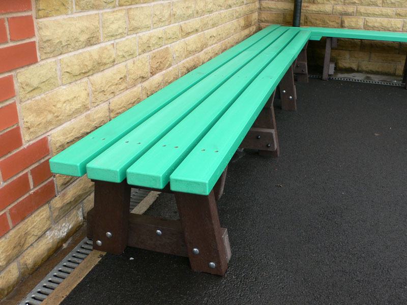 Case Studies Of Recycled Plastic Outdoor Furniture In Schools Nurseries And Colleges Education