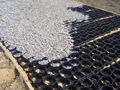 Ground Reinforcement Grid Spec