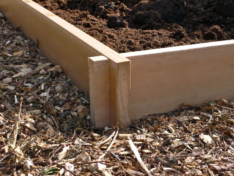 Raised beds have many advantages for optimal growing conditions