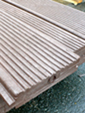 Recycled Plastic Reinforced Decking Boards Planks