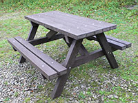 Ribble Picnic Table Outdoor Classroom