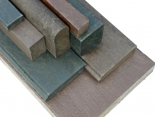 Mixed Plastic Lumber