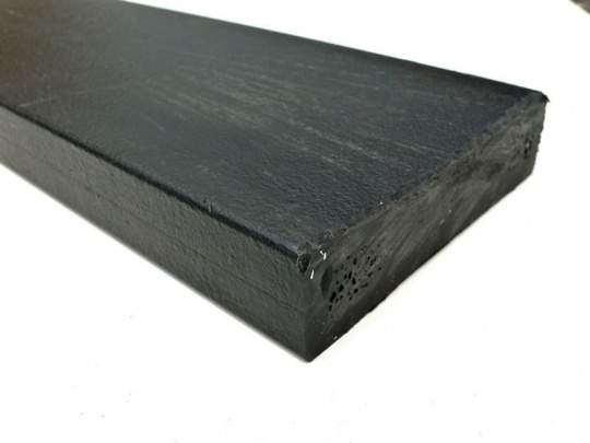 Recycled Plastic Lumber - Mixed Plastics - Batten - 100 x 25mm