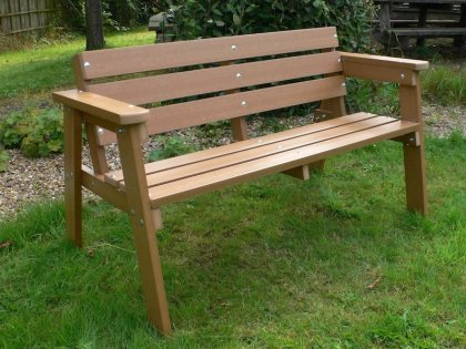 Garden Benches Recycled Plastic Education