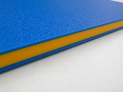 HDPE Sheet | HDPE Board - Sandwich Colours