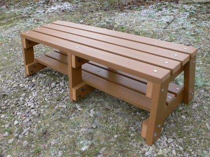 Thames Sports Bench 3 Seater