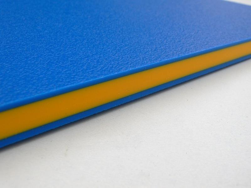 how to cut hdpe sheet