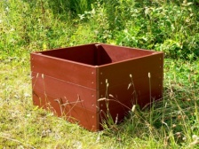 Recycled Plastic Garden Planter (Outdoor Planter)