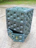 The Borg Composter | Compost Bin | Recycled Plastic | Expandable