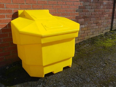 Grit, Salt, General Purpose Storage Bin | 400ltr